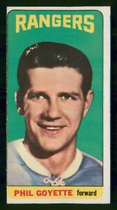 PHIL-GOYETTE-64-65-TOPPS-TALLBOYS-HIGH-NUMBER-1964-65-NO-87-EX-24271