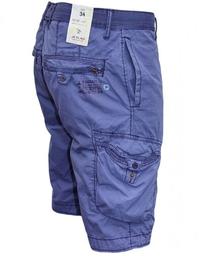 Jet Lag Hommes Cargo shorts CGK Jakarta Lilac