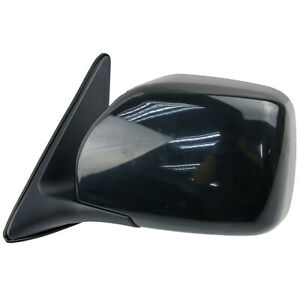 Front Left Black Electric Door Side Mirror 3P For Land Cruiser 100 98-07