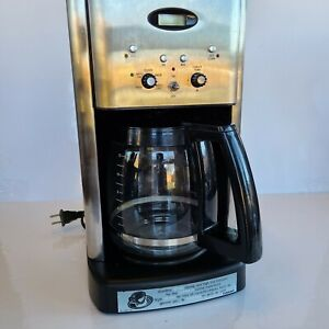 Coffeemaker Cuisinart DCC-1200C Brew Central 12-Cup Programmable
