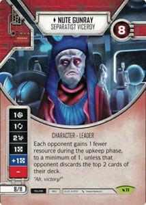Star Wars Destiny Uncommon Paid Off x1