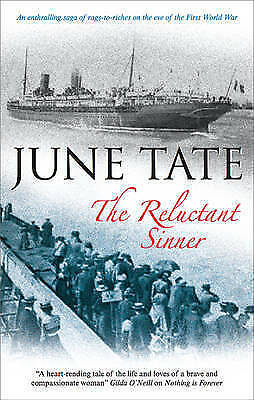 Tate, June, The Reluctant Sinner, Very Good Book