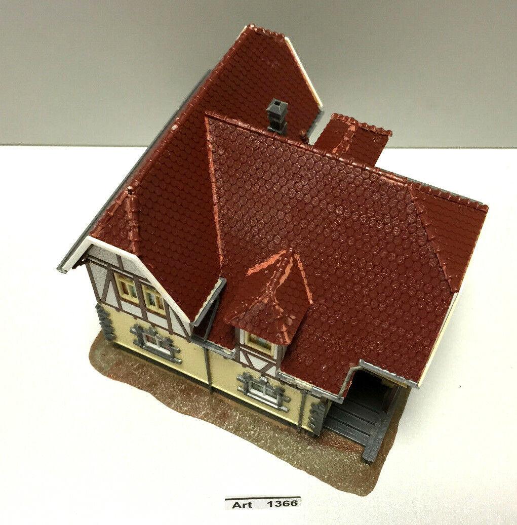 Ftuttier b-292 h0 villa rurale con reticolare e überdachtem balcone, balcone, balcone, 1 87 8889f1