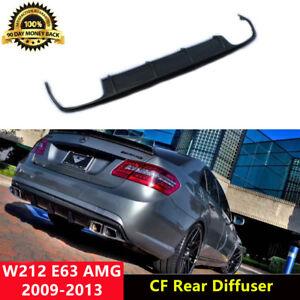 W212-E63-Fibra-De-Carbono-Difusor-Aleron-Trasero-Para-Mercedes-Benz-E63-AMG-2009-2013