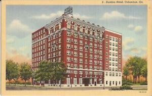 Columbus-GEORGIA-Ralston-Hotel-ARCHITECTURE-1941-Senior-Housing