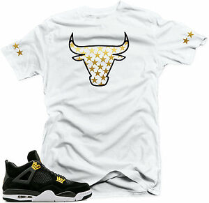 2856ea0a4da5 Shirt to match Air Jordan retro 4 Royalty sneakers
