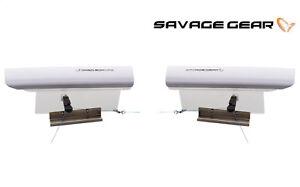 Savage-Gear-Paravane-XL-Sideplaner-Side-Planer-Links-Rechts-Schleppzubehor