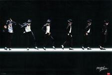 Poster Michael Jackson MJ Pop of King Room Club Art Wall Cloth Print 525