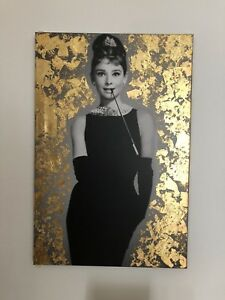 Audrey Hepburn Leinwand Ebay