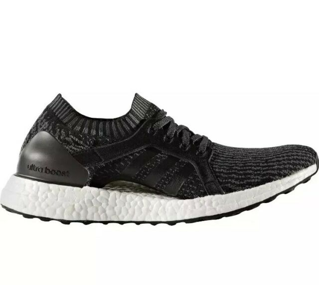 a74783a7f adidas Ultra Boost X Trainers BB1696 Running Black White Size UK 5.5 BN RRP  £140