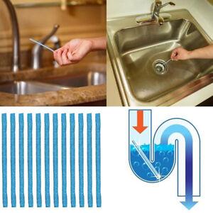 12 pack sani drain cleaner sticks pipeline bathtub deodorizer odor rh ebay com au