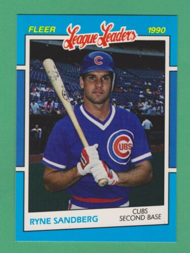 KCR Pick One Fill Your Set Chicago Cubs Ryne Sandberg Collection