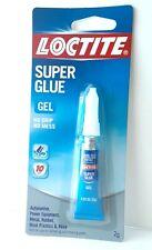 Loctite Super Glue Gel No Drip No Mess 10 Second Set Time Henkel 2g
