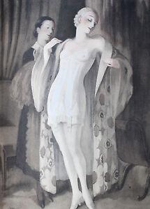 Rare-Le-Corset-dans-l-039-art-et-les-moeurs-Femme-mode-Lingerie-Bibliophilie-1-80-EO