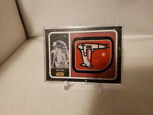 Star-Wars-Journey-to-The-Last-Jedi-Galactic-Emblem-Patch-Relic-Card-MP-AR-R2-D2