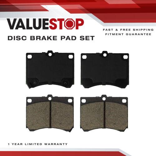 Disc Brake Pad Set Front VALUESTOP VSD473 Fits Ford Escort Mazda Mercury Tracer