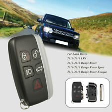Smart Prox Remote Key Fob Shell Case Cover For Land Rover Lr2 Lr4 Range Rover Us Fits More Than One Vehicle