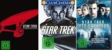 14 DVDs * STAR TREK-STARDATE COLLECTION (FILME 1-10) + DVD 11+12 SET # NEU OVP+