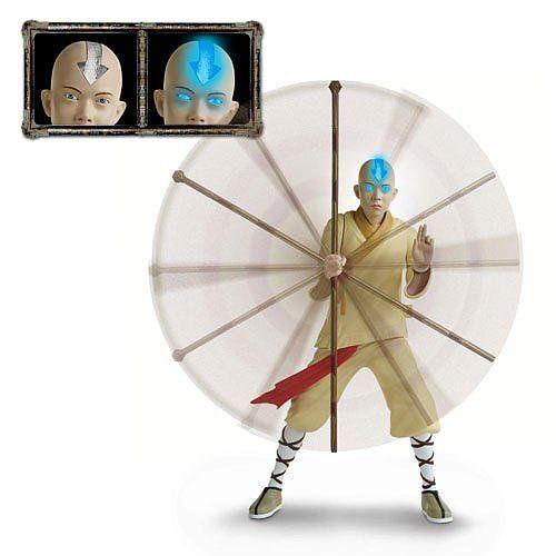 The Last Airbender Ultimate Battle Aang Action Figure