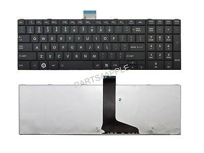 TOSHIBA Satellite C855 C855D Series US English Laptop KEYBOARD C855-S5241