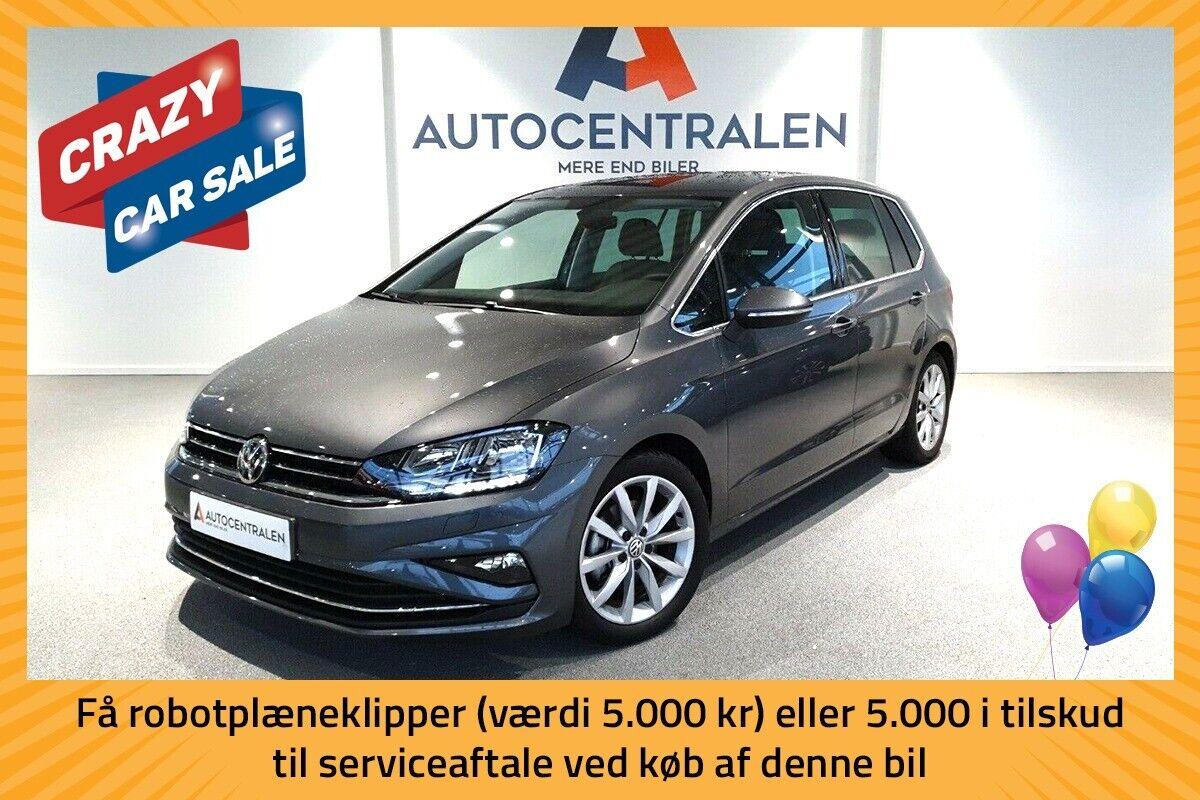 VW Golf Sportsvan 1,5 TSi 150 Highline DSG 5d - 314.900 kr.