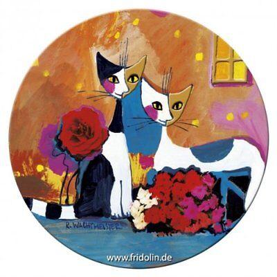 My Garden Katzen Rosina Wachtmeister Taschenspiegel