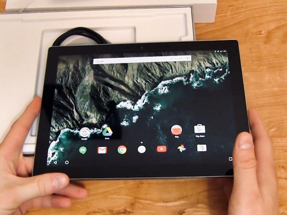 Google, Pixel C, 10,2 tommer