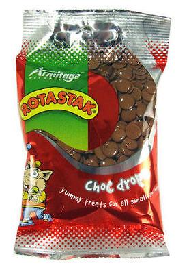 Ben Informato Rotastak Criceto Considera Cioccolato Gocce 50g-mostra Il Titolo Originale