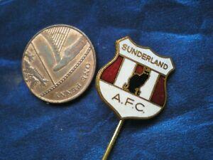 Sunderland A.F.C. - Rare Enamel Badge