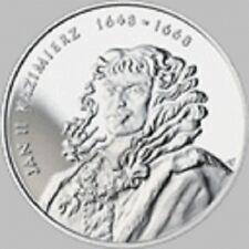 Poland / Polen - 10zl Jan II Kazimierz (1648 - 1668)
