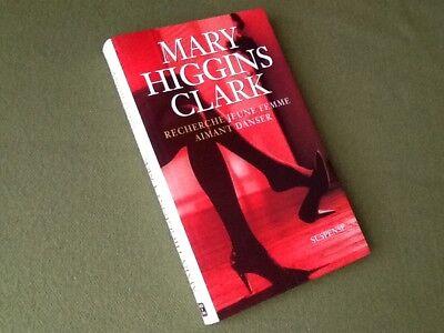 Recherche jeune femme aimant danser Mary Higgins Clark | eBay