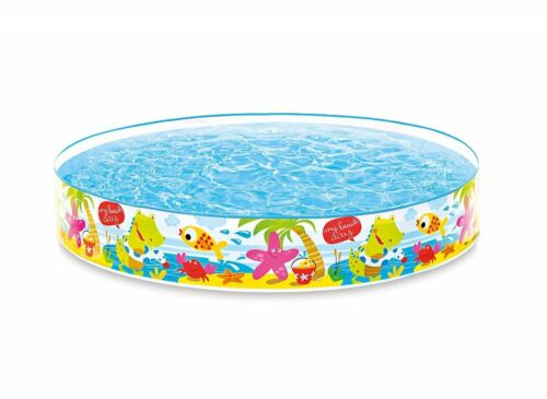 Planschbecken Babypool Pool Becken Swimmingpool ab 3 Jahre 152 x 25 cm von Intex