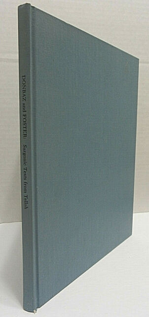 Sargonic Texts from Telloh in the Istanbul Archaeological Museums Hardcover 1982