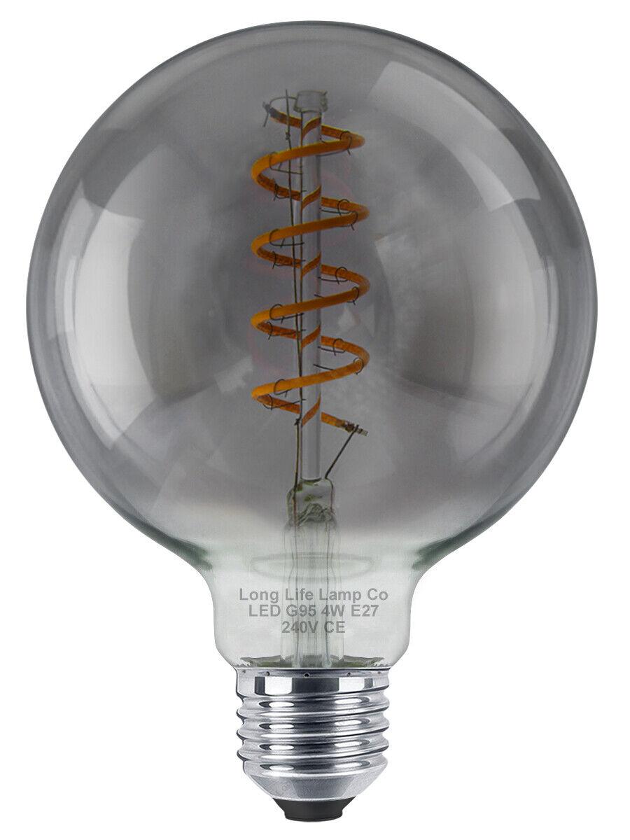 Tube X long Flex LED Light Bulb 4W E27