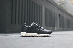 KITH x Asics Gel Saga  Grand Opening Mens Sneakers Glove Leather
