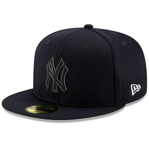 New Era New York Yankees Navy 2019 Clubhouse Collection 59FIFTY Fitted Hat