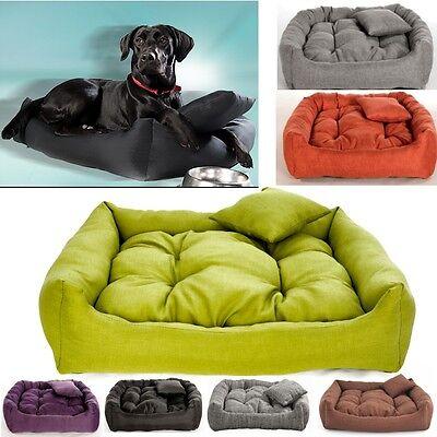 Dog Bed Cat Pet Warm Sofa Cushion