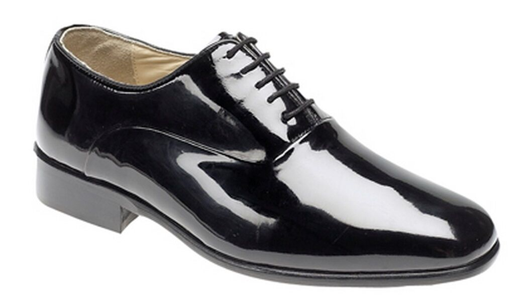 New Mens Patent Leather Formal Evening Smart schuhe schuhe schuhe Stylish Dressy Fashion Comfy  ddd69e