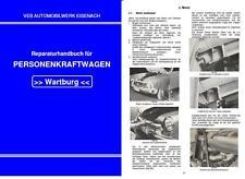 Reparaturhandbuch Handbuch Wartburg 311 Fortschritt IFA kein LADA