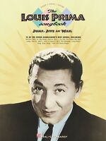 The Louis Prima Songbook Sheet Music Piano Vocal Guitar Songbook 000306274