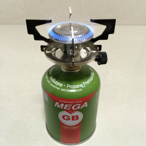Gas Cartridge fishing Stove BUY DIRECT FROM THE IMPORTER EU MADE camping cooker