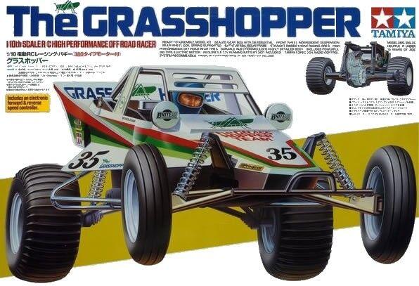 Tamiya 1 10 Grasshopper 2005