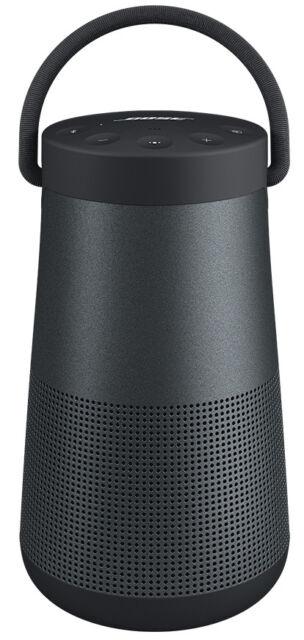 Bose SoundLink Revolve+ Triple Black Portable Speaker System - BNIB