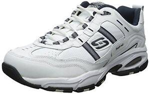 Skechers-Sport-51242EW-Mens-Vigor-2-0-Serpentine-Oxford-Choose-SZ-Color