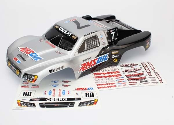 TRAXXAS 6817 Carrozzeria SLASH 4x4 SCOTT DOUGLAS Verniciata BODY TRAXXAS SLASH