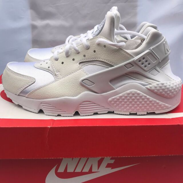 outlet store 02de9 2352a Womens Nike Air Huarache Run White Platinum Womens Size 7 Style  634835  108