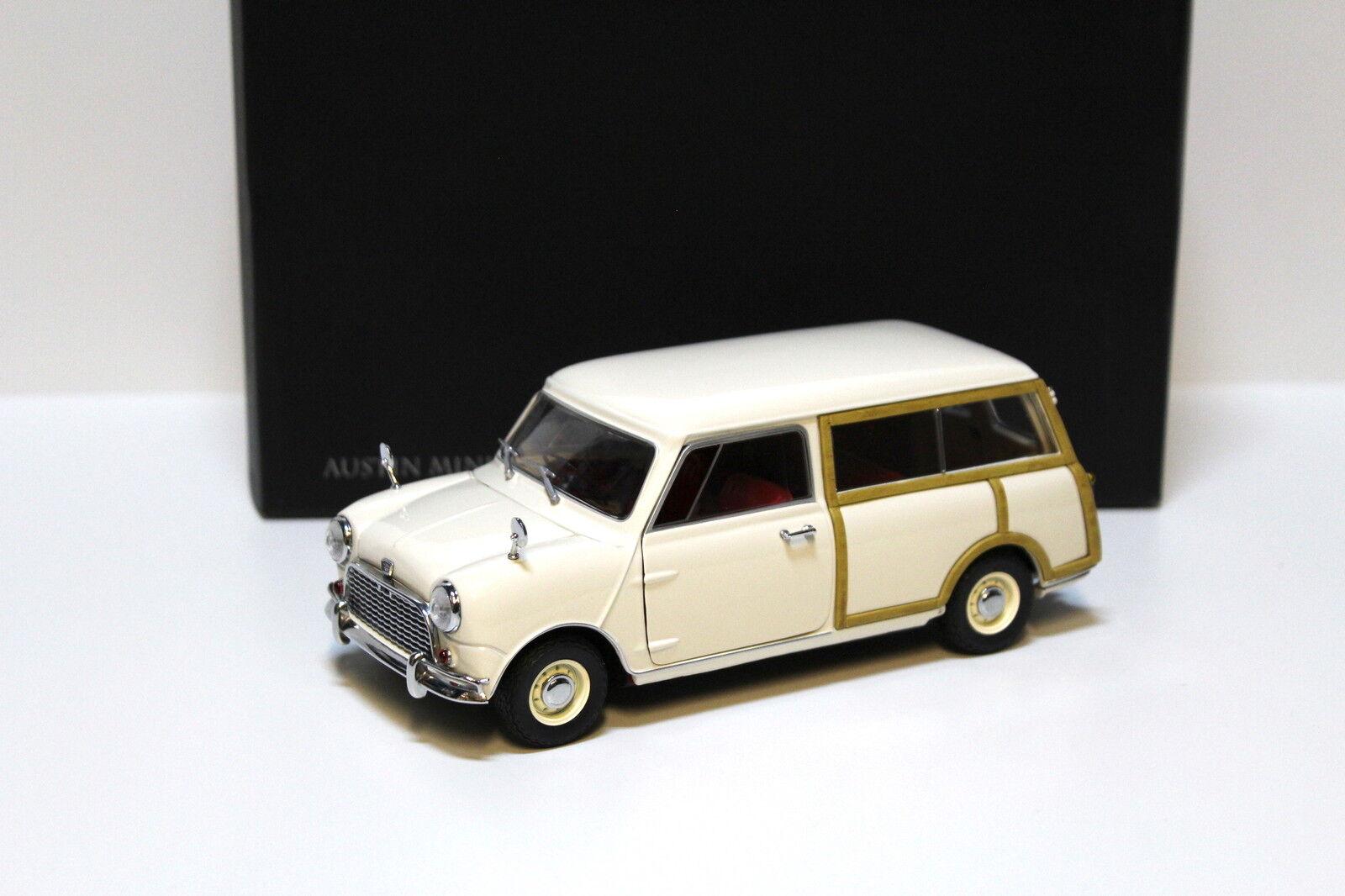 ahorra hasta un 50% 1 18 Kyosho Austin Mini Countryman Countryman Countryman blanco New en Premium-modelCoches  a la venta