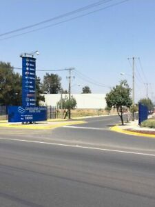 Terreno en venta Parque Industrial Santa Cruz de las Flores