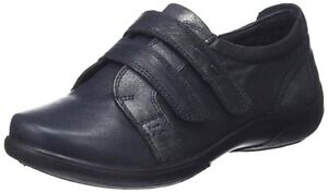 19b27392051 PADDERS PLUS PIANO SIZE 3 EE   3 EEE EXTRA WIDE FIT NAVY ...