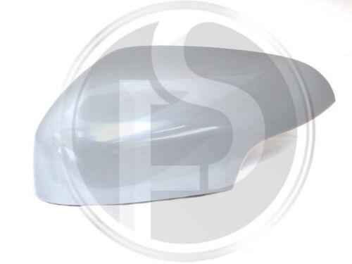 sin revestir VOLVO S60 2007-2009 Espejo de mano izquierda cubierta posterior
